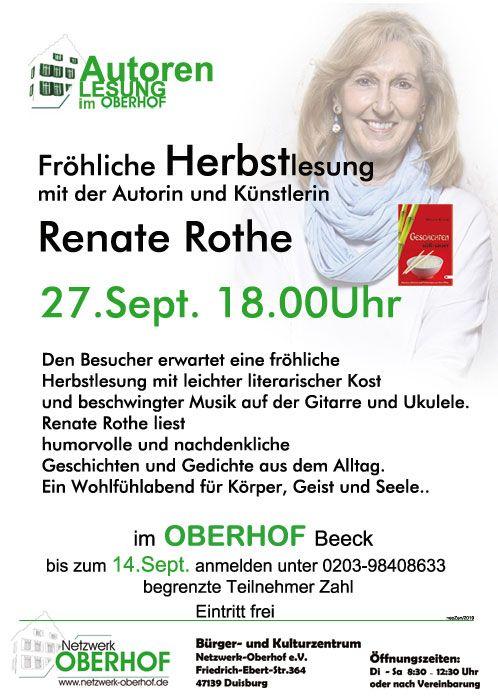 Herbstlesung im Oberhof 09-19